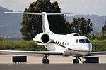 Gulfstream Aerospace G-IV N3H (9358886433).jpg