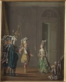 Gustav III, 1746-1792, kung av Sverige och Ulrika Eleonora von Fersen, 1749-1810 - Nationalmuseum - 39857.tif