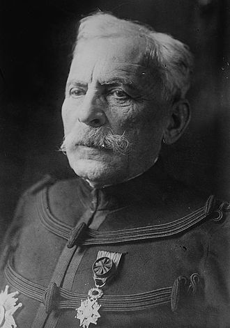 Commemorative medal of the Mexico Expedition - General Gustave Léon Niox, a recipient of the Commemorative medal of the Mexico Expedition