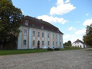 Michael Gabriel Fredersdorf - Zernikow House