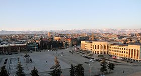 Gyumri general view from the central square.jpg