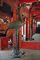 Hérons dans le Temple de la littérature (Hanoi) (4356116940).jpg