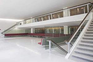 Teatro Coliseo - Image: HALL Y FOYER PH. ENRICO FANTONI7