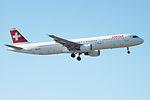 HB-IOK A321 Swiss (14622756317).jpg