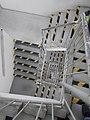 HK CWB 銅鑼灣 Causeway Bay Great George Street 金百利商場 Island Centre (Island Beverley) indoor back stairs April 2021 SS2 01.jpg