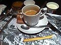 HK CWB Excelsior Hotel 香港怡東酒店 tea break a cup of coffee Dec-2011.jpg