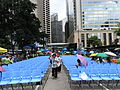 HK Central 中環 遮打道 Chater Road Sunday outdoor party July-2012.JPG