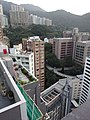 HK ML 半山區 Mid-levels 漢寧頓道 Honiton Road 80 Bonham Road FV 禮賢閣 29 B2 Rhine Court view nearby January 2016 DSC 15.jpg