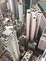 HK SYP 縉城峰 Island Crest 3xA view 華利樓 Wah Lee Building 好時大廈 Good Time's Building Feb-2012.jpg
