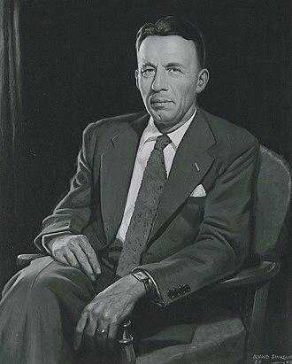 Harry P. Cain - Image: HP Cain Senate
