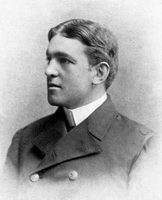 Ernest Shackleton - Shackleton in 1901, aged 27