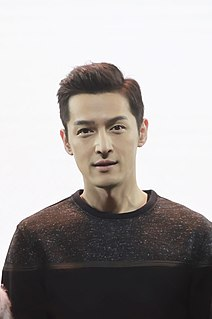 Hu Ge Chinese actor and singer