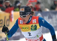 HUGUE Coraline Tour de Ski 2010.jpg