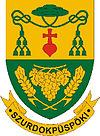 Huy hiệu của Szurdokpüspöki