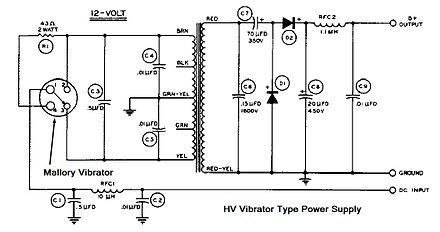 Vibrator (electronic) - Wikiwand