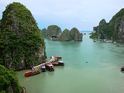 Ha Long Bay - North East Vietnam.JPG