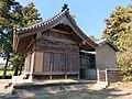Hachiman-jinja, at Futaba-chō, Toyokawa, Aichi (2018-11-25) 08.jpg