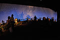 Hacking Space Participants Watch Panorama on Human Evolution - Science Exploration Hall - Science City - Kolkata 2016-03-29 2959.JPG