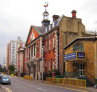 district in the East End of London, England