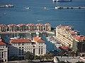 Halfway up the rock of Gibraltar - panoramio.jpg