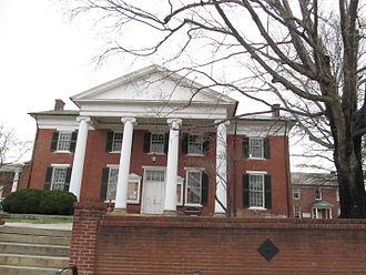 Halifax County, Virginia - Image: Halifax, Virginia (14039508680)