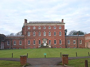 Berkshire College of Agriculture - Hall Place, Berkshire College of Agriculture