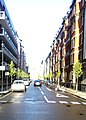 Hallam Street, Marylebone, London W1 from New Cavendish Street - panoramio (1).jpg