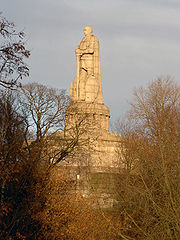 Bismarck-Monument, Hamburg