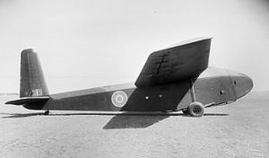 General Aircraft Hamilcar - Side view of a Hamilcar Mark I