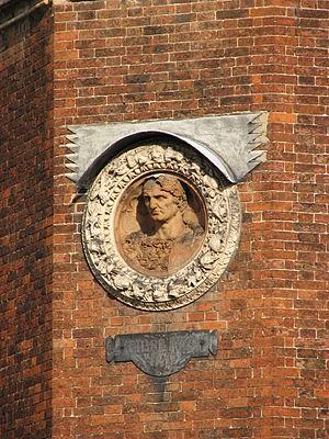 Giovanni da Maiano - Bust of Tiberius