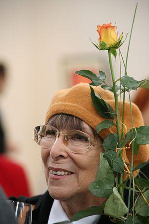 Hana Hegerová - Hegerová on February 10, 2006
