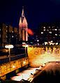 Hannover Mitte Altstadt Niedersächsischer Landtag Marktkirche Friederikenbrücke Wasserkunst.jpg