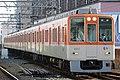 Hanshin 8212 at Akashi station.jpg