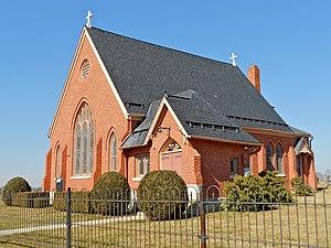 Waynesboro Historical Society - Harbaugh Church