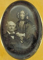 Harriet Beecher and Calvin Ellis Stowe, 1852.jpg