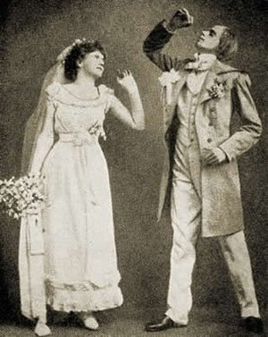 Haste to the Wedding - Marie Studholme and George Grossmith, Jr.