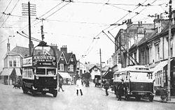 Hastings trolleybuses - ca. 1928.jpg