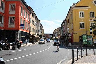 Spittal an der Drau - Main square