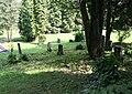 Havířov, Prostřední Suchá, hřbitov u kostela sv. Jana Křtitele (13).JPG