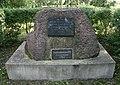 Havířov, Prostřední Suchá, památník na první českou školu (4).JPG