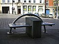 Have a wee seat, Omagh - geograph.org.uk - 566228.jpg