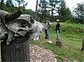 Havránok - archeoskanzen keltského osídlenia - panoramio (3).jpg