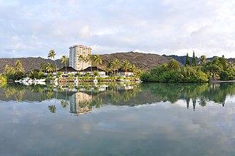 Hawaii Kai, Hawaii - Image: Hawaii Kai 1 Oahu Hawaii Photo D Ramey Logan