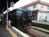 吉松〜鹿児島中央間に特急「はやとの風」運転開始。【画像wikipedia】