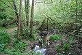 Headwaters of the River Arun, Hamper's Lane - geograph.org.uk - 1288168.jpg