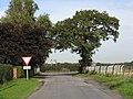 Heath Lane Meets The A50 - geograph.org.uk - 1522502.jpg
