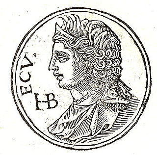 spouse of king Priam in Greek mythology