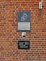 Hedd Wyn Plaque Welsh Memorial Park Ieper (Ypres) Parc Coffa'r Cymry, Gwlad Belg 22.jpg