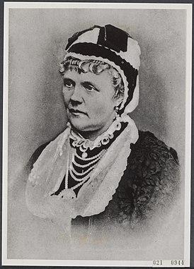 Елена Нассаускаяю мать Герцогиня Паулина Нассауская