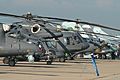 Helicopter line-up at Zhukovsky 2012 (8590871726).jpg
